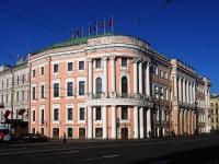 Центральный район, Невский проспект, дом 15. многофункциональное здание