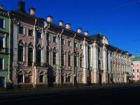 Центральный район, Невский проспект, дом 17. музей Строгановский дворец