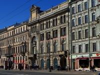 соседний дом: пр-кт. Невский, дом 62. офисное здание