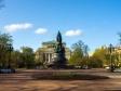 , Nevsky avenue, 街心公园