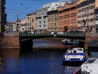 , avenue Nevsky. bridge