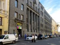 Центральный район, улица Большая Морская, дом 3-5. офисное здание
