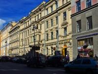 Центральный район, улица Большая Морская, дом 6. многоквартирный дом