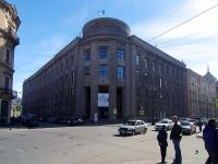 Центральный район, улица Большая Морская, дом 18. университет Санкт-Петербургский государственный университет промышленных технологий и дизайна