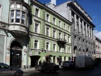 Центральный район, улица Большая Морская, дом 17. многофункциональное здание