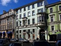 Центральный район, улица Большая Морская, дом 19. многофункциональное здание