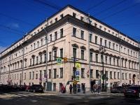Центральный район, улица Большая Морская, дом 23. многоквартирный дом