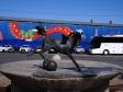 Центральный район, Большая Конюшенная ул, скульптура