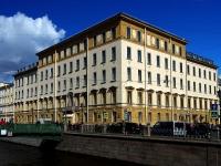 Центральный район, улица Набережная канала Грибоедова, дом 6. офисное здание