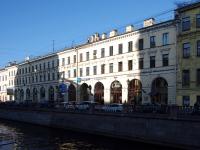 Центральный район, улица Набережная канала Грибоедова, дом 18-20. многоквартирный дом