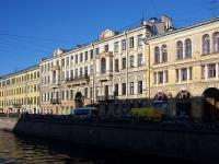 соседний дом: ул. Набережная канала Грибоедова, дом 24. офисное здание