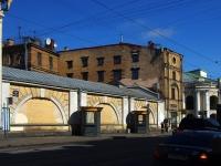 Центральный район, Садовая ул, дом 19