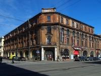 Центральный район, Садовая ул, дом 25