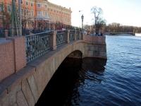 Центральный район, мост 2-й Инженерныйулица Садовая, мост 2-й Инженерный