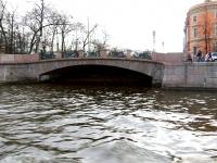 Центральный район, улица Садовая. мост 2-й Инженерный
