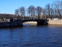 Центральный район, улица Садовая. мост Инженерный 1-й