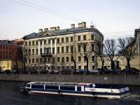 Центральный район, улица Набережная реки Фонтанки, дом 35 ЛИТ З. офисное здание