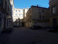 Центральный район, улица Малая Садовая, дом 1/25ЛИТ.В. многоквартирный дом