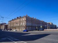Центральный район, Литейный пр-кт, дом 1