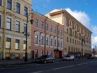Центральный район, улица Пестеля, дом 3. гостиница (отель)