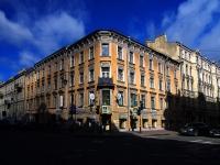 Центральный район, улица Пестеля, дом 6. многоквартирный дом