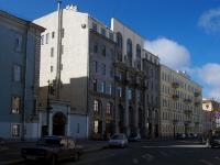 Центральный район, улица Пестеля, дом 7. многоквартирный дом