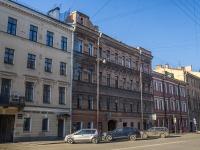 Центральный район, улица Жуковского, дом 21. многоквартирный дом