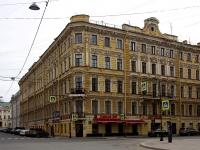 Центральный район, улица Караванная, дом 18. многоквартирный дом
