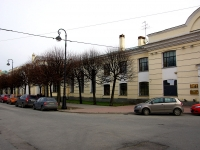 Центральный район, улица Караванная, дом 1 ЛИТ А. офисное здание