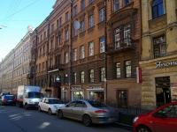 Центральный район, улица Пушкинская, дом 4. многоквартирный дом