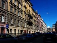 Центральный район, улица Пушкинская, дом 5. многоквартирный дом