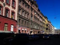Центральный район, улица Пушкинская, дом 7. многоквартирный дом