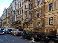 Центральный район, улица Пушкинская, дом 8. многоквартирный дом