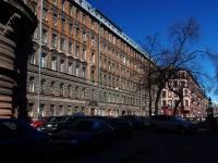 Центральный район, улица Пушкинская, дом 11. многоквартирный дом