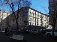 Центральный район, улица Пушкинская, дом 12. многоквартирный дом