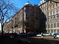 Центральный район, улица Пушкинская, дом 13. многоквартирный дом