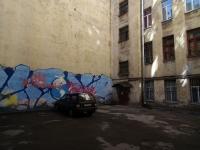 Центральный район, улица Пушкинская, дом 14. многоквартирный дом