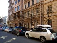 Центральный район, улица Пушкинская, дом 16. многоквартирный дом