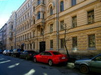 Центральный район, улица Пушкинская, дом 18. многоквартирный дом