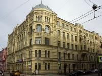 Центральный район, улица Пушкинская, дом 19. многоквартирный дом