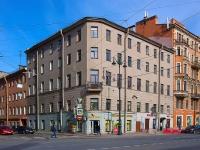 соседний дом: пр-кт. Лиговский, дом 89. многоквартирный дом