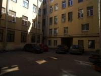 Центральный район, улица Моховая, дом 4. многоквартирный дом
