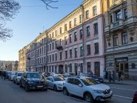 Центральный район, улица Ломоносова, дом 12. многоквартирный дом