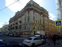 Центральный район, улица Казанская, дом 2. многоквартирный дом