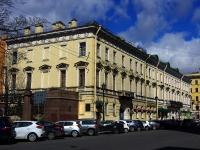 Центральный район, улица Казанская, дом 3. многофункциональное здание