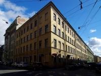 Центральный район, улица Казанская, дом 4. многоквартирный дом