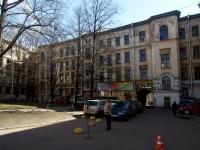 Центральный район, улица Казанская, дом 5. многоквартирный дом