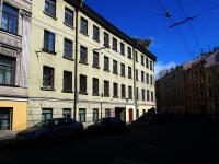 Центральный район, улица Казанская, дом 9. многоквартирный дом