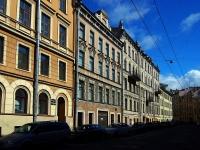 隔壁房屋: st. Kazanskaya, 房屋 13. 写字楼