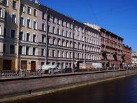 Центральный район, улица Казанская, дом 14. многоквартирный дом